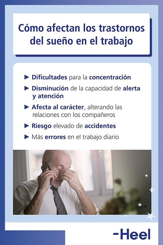 Dormir poco afecta a tu rendimiento laboral - HeelEspaña