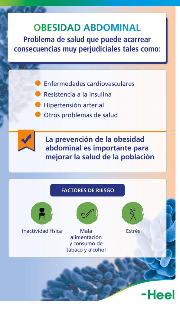 Prevención de la obesidad abdominal