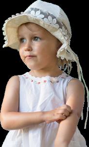 Cuidados diarios de la dermatitis atópica en niños