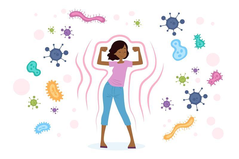 Beneficios de fortalecer el sistema inmune