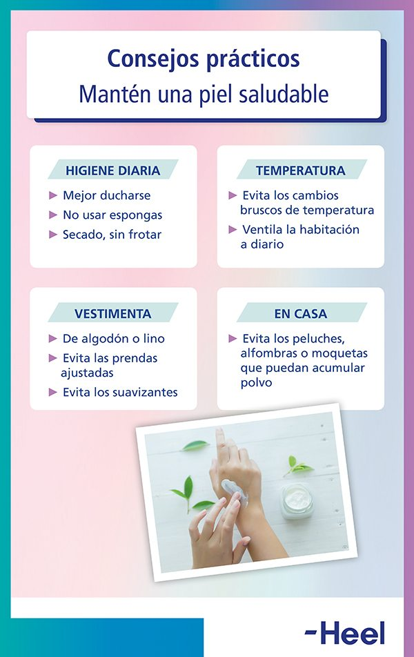 Cuida tu piel: consejos - HeelEspaña