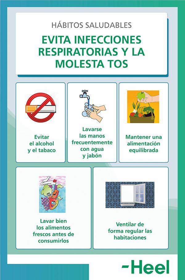 Pautas saludables para prevenir la tos - HeelEspaña