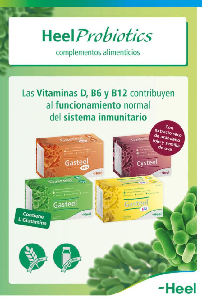 Usar probióticos tras tomar antibióticos - HeelEspaña - HeelProbiotics