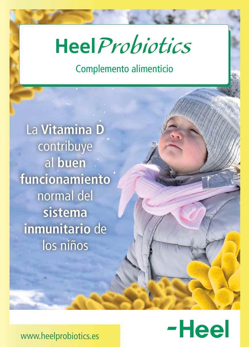 Sistema inmunitario infantil: ¿se puede mejorar sus defensas?