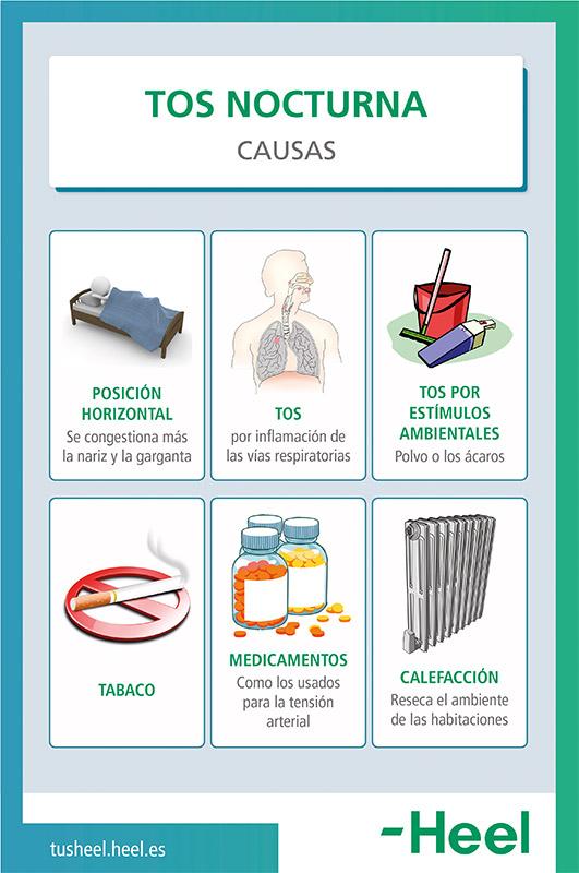 Cónsejos: cómo quitar la tos rápido - HeelEspaña