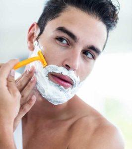 Afeitado para hombres con piel sensible - HeelEspaña