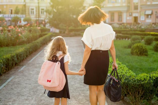 Ventajas de ir andando al colegio - HeelEspaña