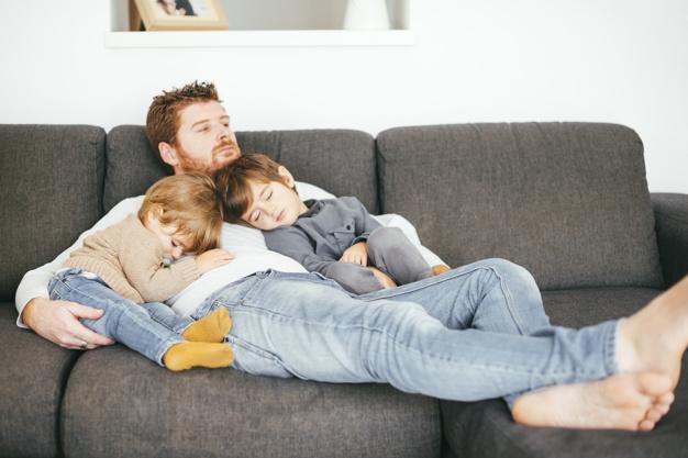 ¿Qué beneficios aporta dormir la siesta en los niños? - HeelEspaña