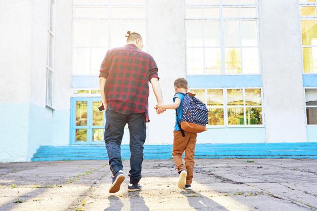 Ir andando al colegio: Beneficios - HeelEspaña