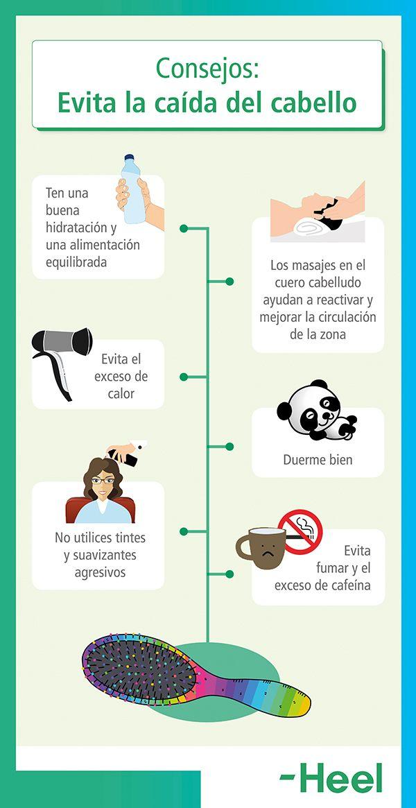 Consejos para evitar la caída del pelo en los meses de otoño - HeelEspaña