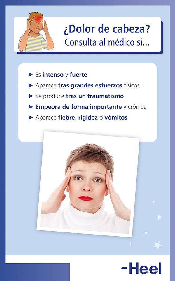 Tipos de dolores de cabeza: cómo aliviarlos - HeelEspaña