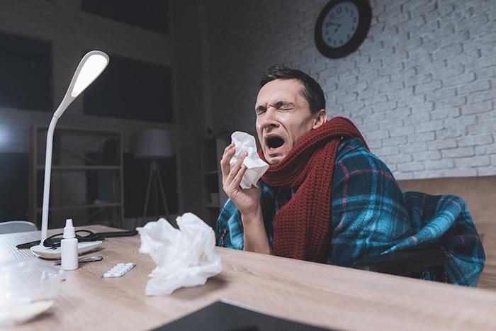 ¿Cuánto tarda en curar un resfriado? - HeelEspaña