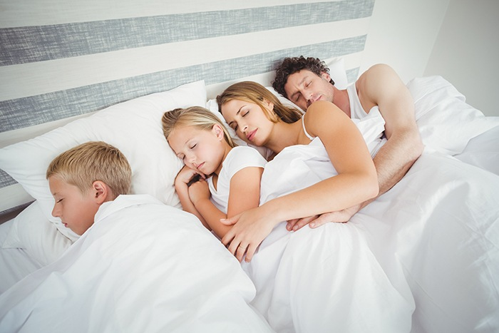 Calidad de sueño: cambios según la edad - HeelEspaña