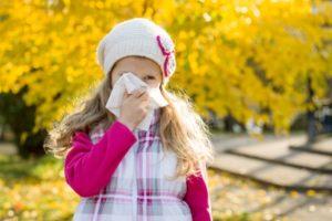 Mismos síntomas de la alergia en otoño que resfriado - HeelEspaña