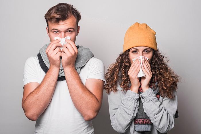 Demostrado: las mujeres notan más el frío que los hombres - HeelEspaña