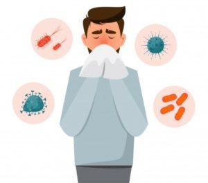Tipos de rinitis: qué lo provoca - HeelEspaña