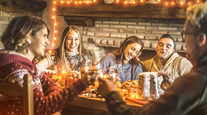 Reuniones familiares y estrés navideño - HeelEspaña
