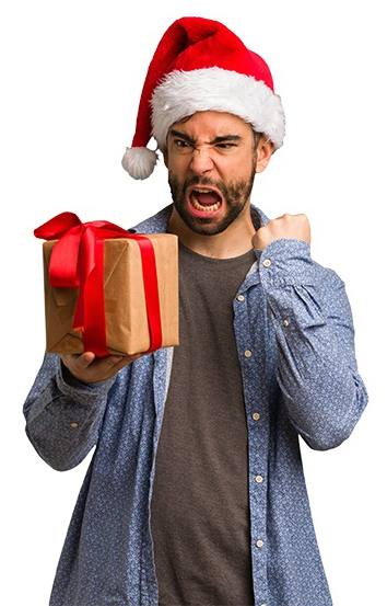 Compras excesivas y estrés navideño - HeelEspaña