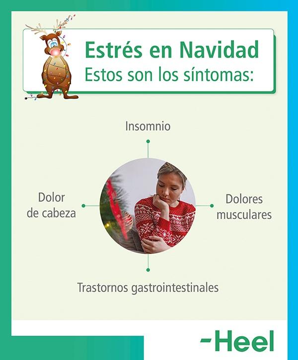 Qué se siente con el estrés navideño - HeelEspaña