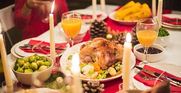 Consejos para eviatar las digestiones pesadas en Navidad - HeelEspaña