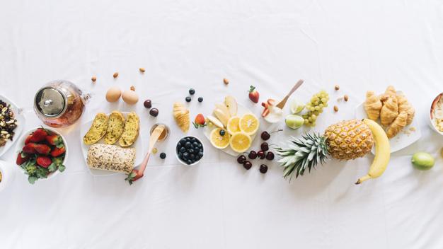 9 alimentos que dan energía y vitalidad: desayuno saludable heelespana - HeelEspaña