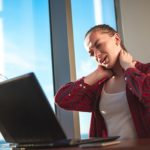 Postura correcta ante el ordenador