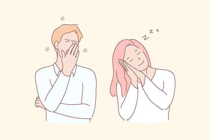 ¿Cuál es el motivo del cansancio? - HeelEspaña