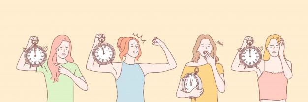Cansancio sin causa aparente: mujer cansada - HeelEspaña