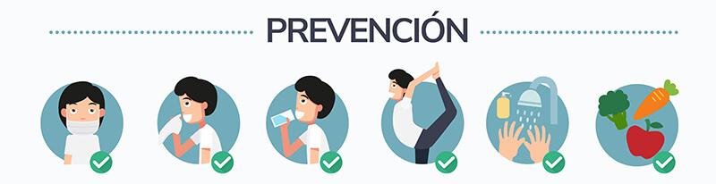 Cómo curar un resfriado en 24 horas: prevencion resfriado - HeelEspaña