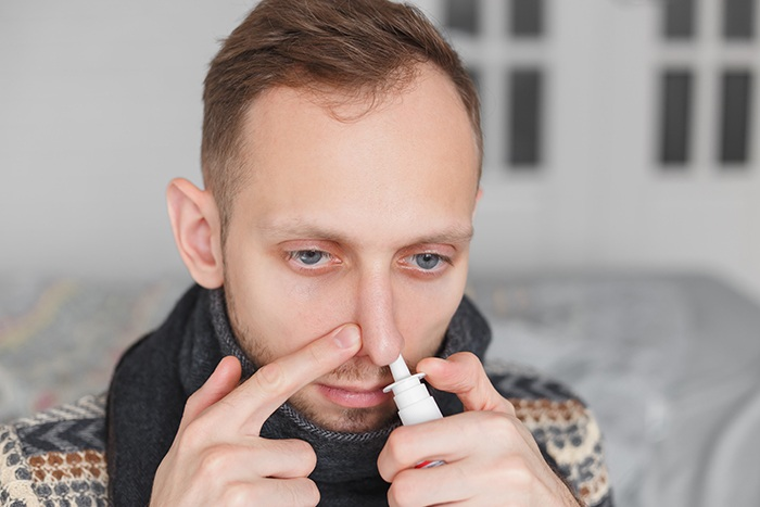 ¿Se puede aliviar la congestión nasal? - HeelEspaña