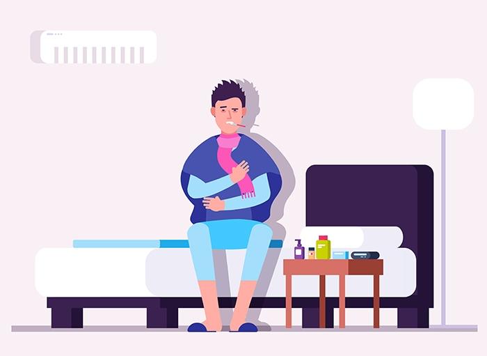 ¿Afecta igual el virus de la gripe y del resfriado? - HeelEspaña