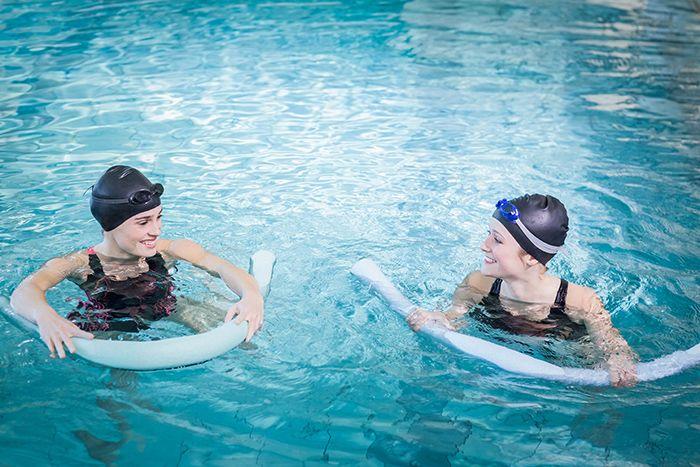 Muchos beneficios de la natación - HeelEspaña