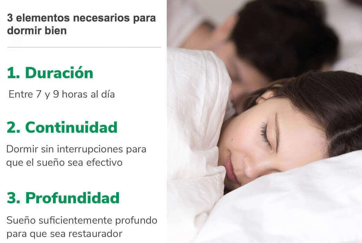 Día Mundial del Sueño | Beneficios de dormir bien: dormir bien heelespana - HeelEspaña