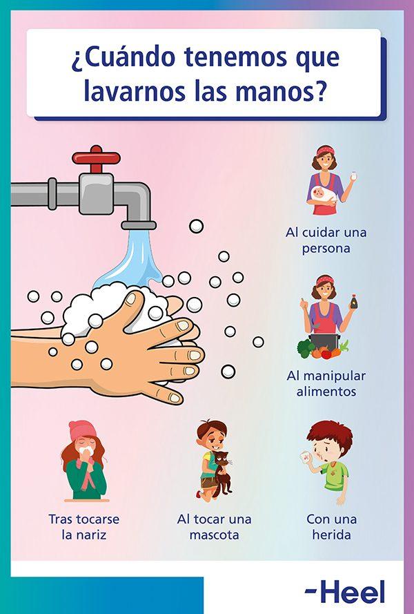 Cómo protegernos tras la excesiva higiene de la piel - HeelEspaña
