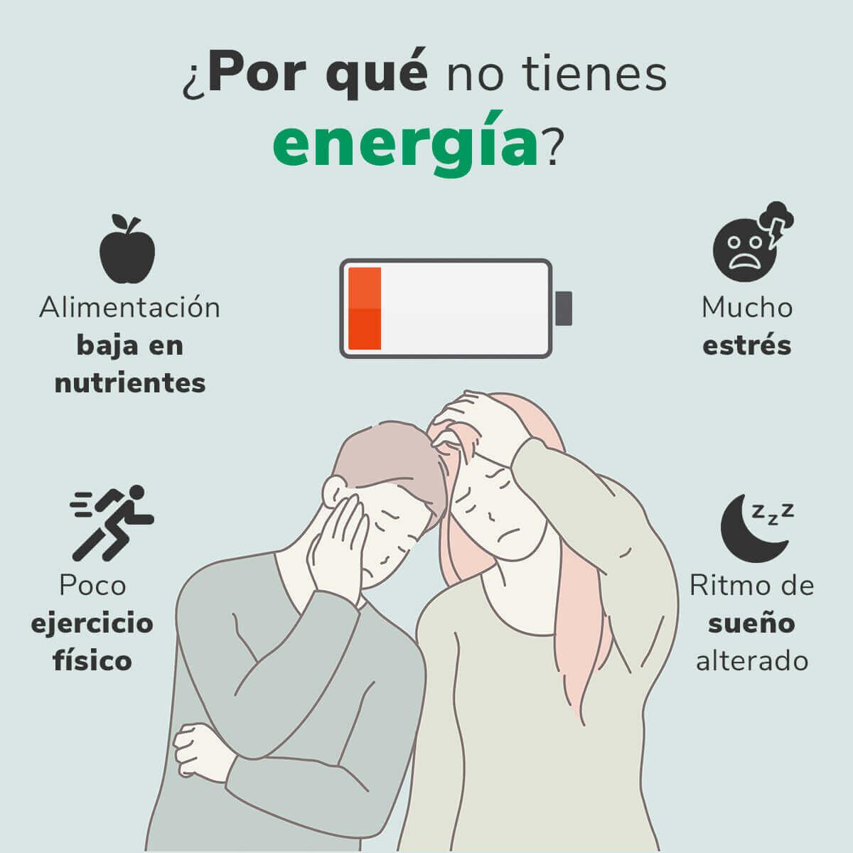 Día Mundial del Sueño | Beneficios de dormir bien: no tienes energia - HeelEspaña