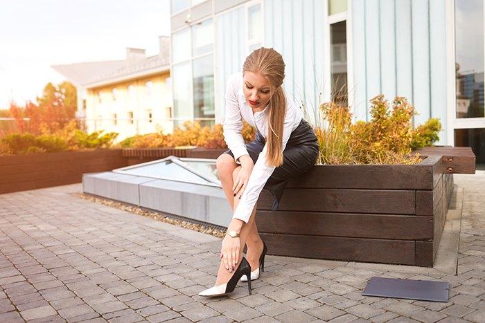 Cuáles son los síntomas de la mala circulación en las piernas - HeelEspaña