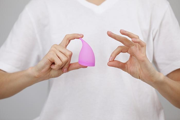 Copa menstrual: ¿buena opción para evitar la infección de orina? - HeelEspaña