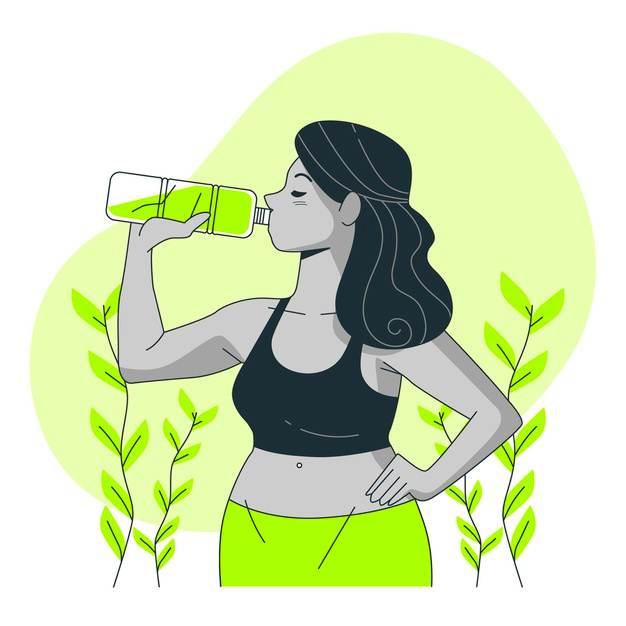 Cómo cortar la diarrea: beber agua - HeelEspaña