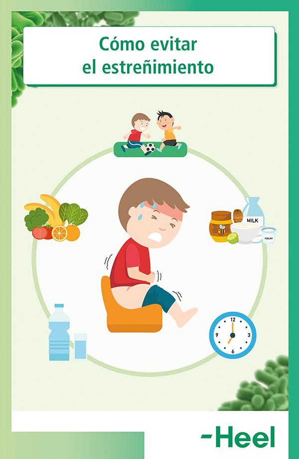 Cuarentena: cómo evitar el estreñimiento - HeelProbiotics - HeelEspaña