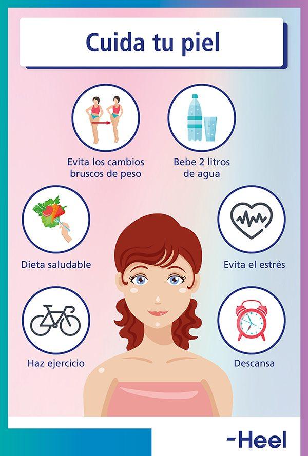 Consejos para cuidar la piel - HeelEspaña