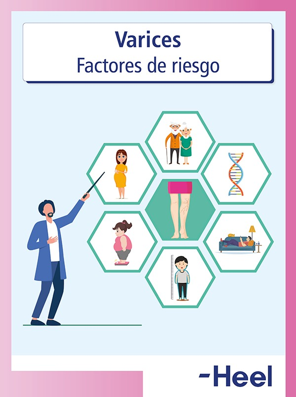 Mala circulación sanguínea: factores de riesgo - HeelEspaña