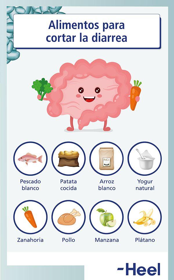 Alimentos: qué comer con diarrea - HeelProbiotics - HeelEspaña