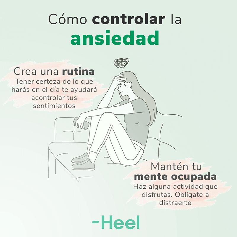Cómo controlar la ansiedad y el estrés