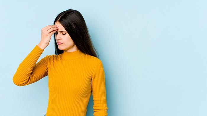 Si te duele la cabeza, puedes tener estrés y ansiedad