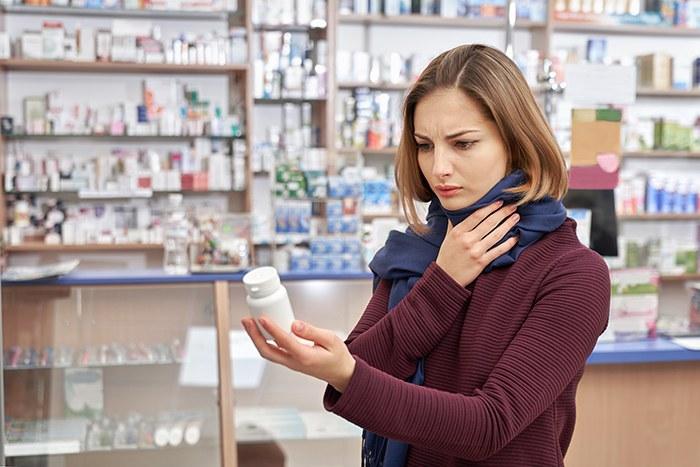 Eficacia del própolis para la garganta