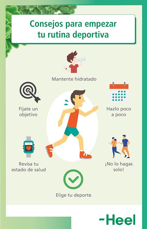 ¿Existe relación entre ejercicio y digestión?