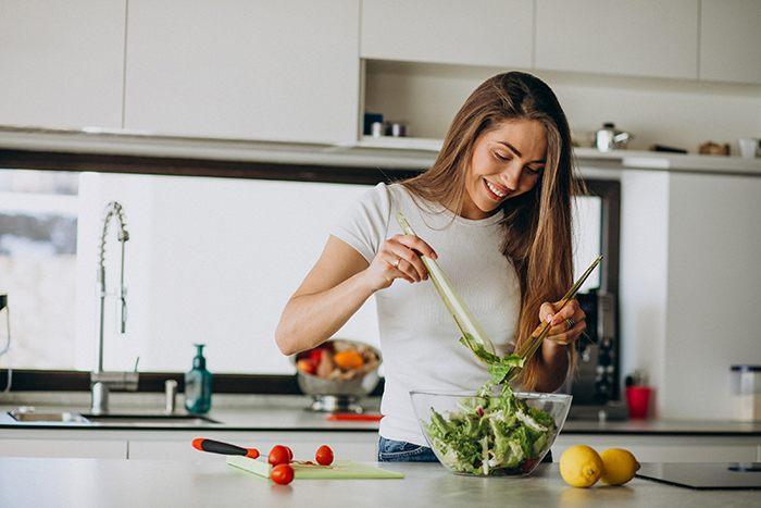 Mejora la dieta para reforzar el sistema inmune