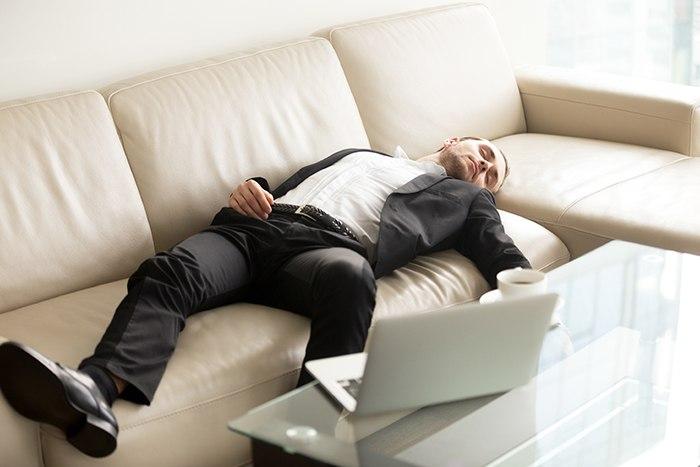 ¿Se puede llegar a dormir bien toda la noche?