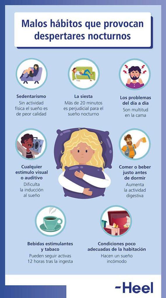 Cosas que haces mal antes de dormirte: por qué te desvelas