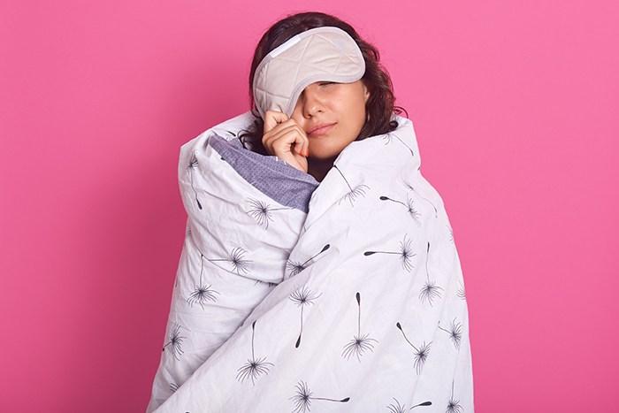 Pasos para dormir mejor